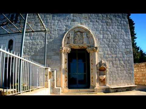 """TRAGOM STARINE  """"Crkva i samostan sv.Marije na Dančama"""""""