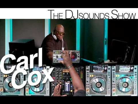 Carl Cox - DJsounds Show 2013 (1080p HD)