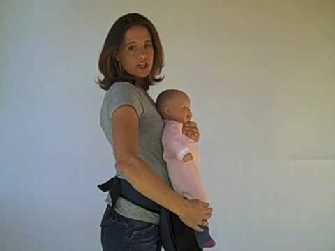 FreeHand Baby Carrier Wearing Instructions