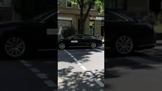 Audi A8 2021 Facelift Prototype