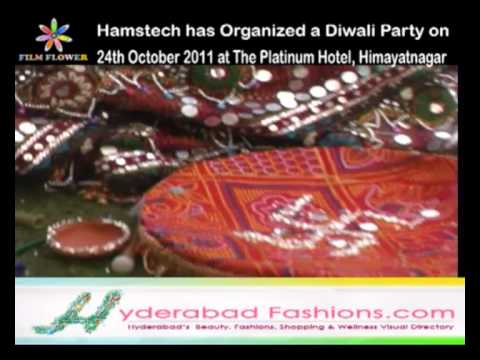 Dance at Hamstech has Organized a Diwali Party at The Platinum Hotel Video 4