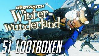 Winter-Wunderland 2017 Lootboxen!   OVERWATCH
