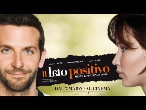 Il lato positivo - Silver Linings Playbook Trailer italiano ufficiale [HD]