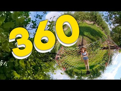 Всевидящая Insta360 One - камера 360 градусов