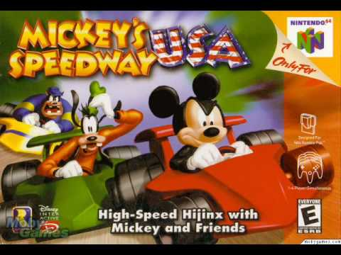 Mickey's Speedway USA OST: Indianapolis