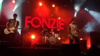 Watch Fonzie Crashing Down video