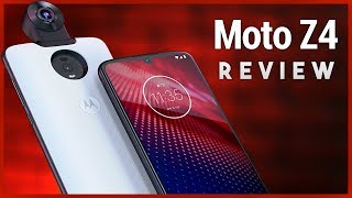 Motorola Moto Z4 Review - The Moto Mod Lives On