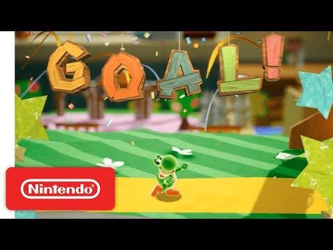 Cover Lagu Yoshi (Working Title) - Demonstration - Nintendo E3 2017