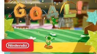 Yoshi (Working Title) - Demonstration - Nintendo E3 2017