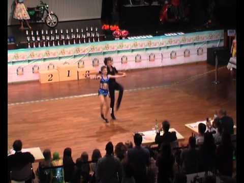 Sarah Baier & Felix Hentsch - Süddeutsche Meisterschaft 2011