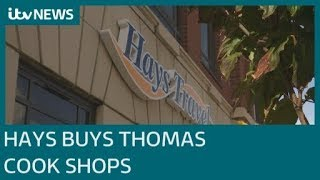 Sunderland based Hays Travel buys Thomas Cook stores | ITV News