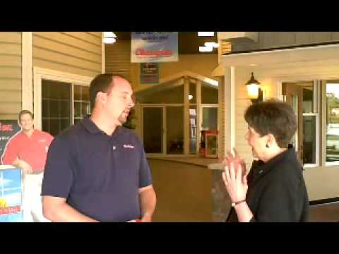 Champion Windows in Colorado Springs helps Care and Share r
