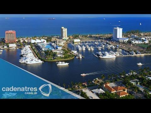Fort Lauderdale, Florida. De Tour 27/09/14