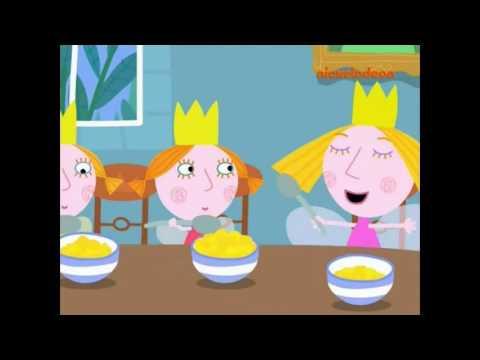 Бен и Холли Маленькое королевствоSH, Божья коровка Гастон,Королевский пик ник.