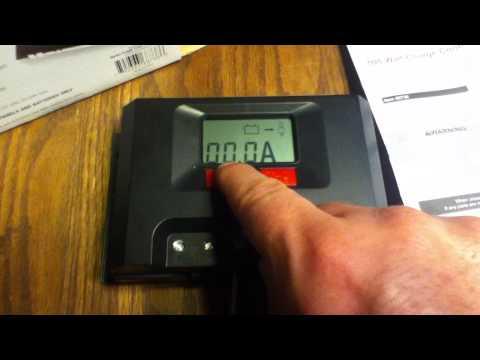Harbor Freight Thunderbolt Solar Item #68738 500 watt solar charge controller