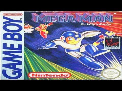 Mega Man: Dr. Wily's Revenge [Game Boy] [100% Walkthrough] [HD+]
