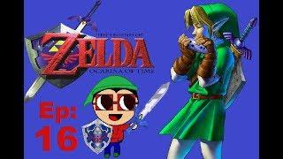 The Legend of Zelda: Ocarina of Time - Ep.16 - Las sombras que caen del techo - David Mino Friki