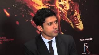 Bhaag Milkha Bhaag - Bhaag Milkha Bhaag *Exclusive interview of Farhan Akhtar* with AGI Magazine