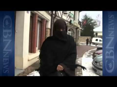 European Rights Court Upholds French Burqa Ban