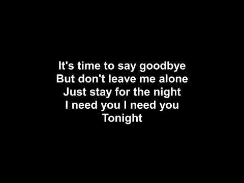 Jason Derulo X David Guetta - Goodbye (feat. Nicki Minaj & Willy William) - Lyrics