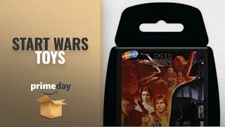 Best Start Wars Toys And More Prime Day Deals: Top Trumps Star Wars Episodes 4-6 Card Game |