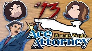 Phoenix Wright - 13 - Mr. White's Creepy Desk