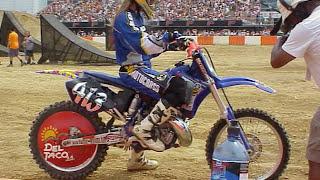 Motocross Girl X GAMES Freestyle Heather Williams