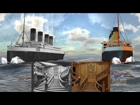 Титаник II. Различия и  схожесть. Не повторит ли он судьбу предшественника