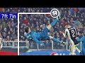 Cristiano Ronaldo Crazy Bicycle Kicks Show - Finally lHD