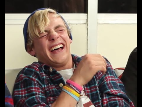 Ross Lynch Funny & Cute Moments 2014