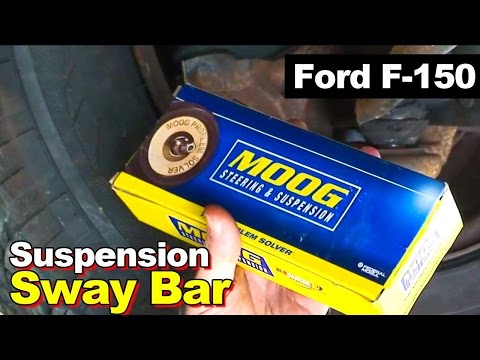 1999 Ford F-150 Sway Bar Link Replacement