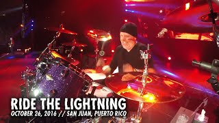 Клип Metallica - Ride The Lightning (live)
