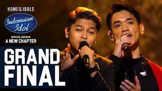 Download lagu MARK X AFGAN - ANDAI AKU BISA (Chrisye) - GRAND FINAL - Indonesian Idol 2021