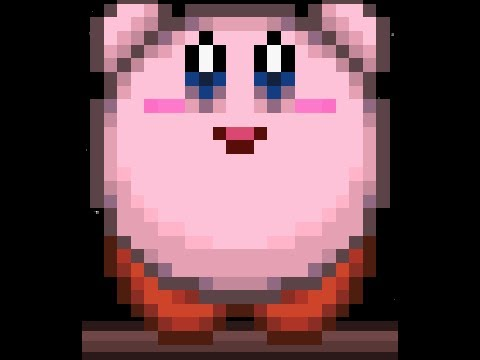 Super Smash Flash 2 v0. 9 — All Kirby Hats!
