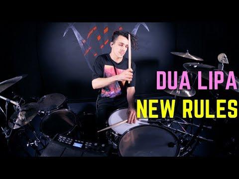 Dua Lipa - New Rules   Matt McGuire Drum Cover thumbnail