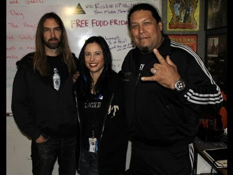 """Chuck Billy of Testament - """"The Meaning Was Very Powerful"""""""