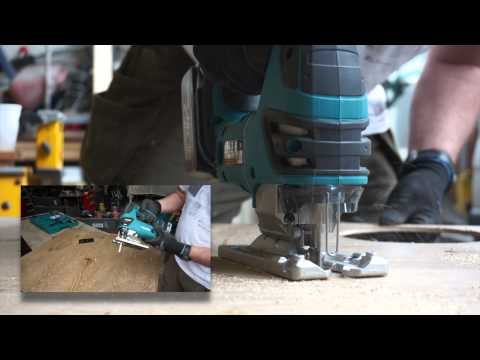 Makita BJV180 18v li-ion Jigsaw - a Toolstop REVIEW