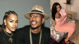Did Teyana Taylor Iman Shumpert 39 S 3way Result In A Side Baby