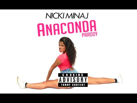 "OFFICIAL Nicki Minaj ""ANACONDA"" Parody"