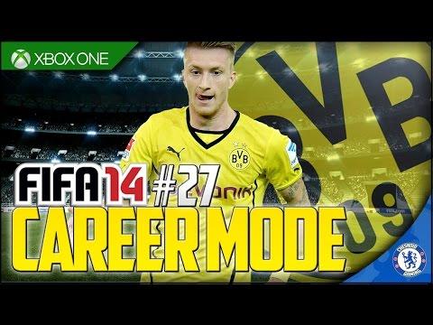 FIFA 14 XB1 | Dortmund Career Mode Ep27 - WORLD CUP FINAL LIVE + BIG FIFA 15 NEWS!!
