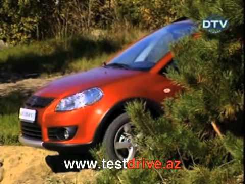 Suzuki SX4   Тест драйв