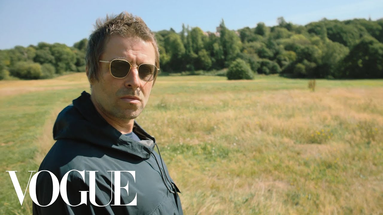 Liam Gallagher - Vogue Magazine「73 Questions」に登場 映像を公開 thm Music info Clip