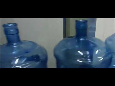 5 gallon bottled water equipment ,automatic filling machine 5 gallon MP3