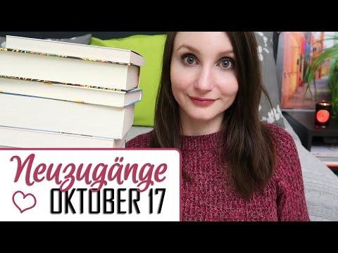[Neuzugänge] Neue Bücher | Oktober 2017