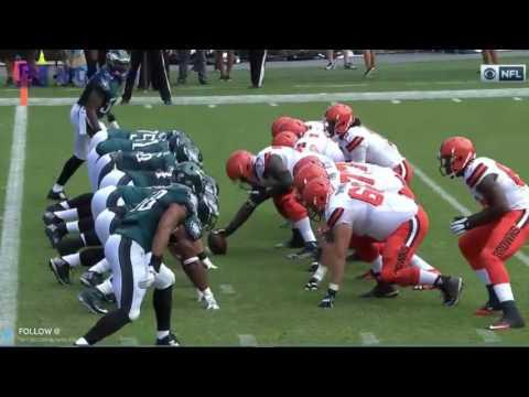 Philadelphia Eagles Vs Cleveland Browns 2016 Week One