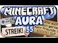 MINECRAFT: AURA ? #55 - ES GIBT STREIK! ? Let's Play Minecraft: Aura
