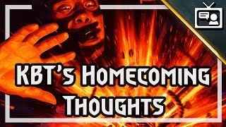 KingBlackToof Gwent Homecoming Thoughts ► Why I'm Struggling to Enjoy It