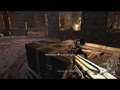 COD6: Modern Warfare 2 Part 22 (Of Their Own Accord)