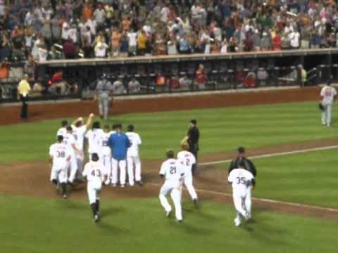 lol I knew it was gone right off the bat. July 21, 2011 Mets vs. Cardinals @ Citi Field.