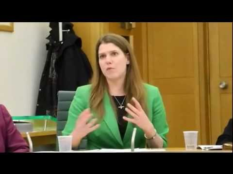 Jo Swinson MP speaking at the Mosaic Women Entrepreneurs Network